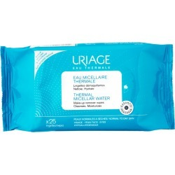 Uriage Thermal Micellar Water Wipes X 25 found on Bargain Bro UK from Feelunique (EU)