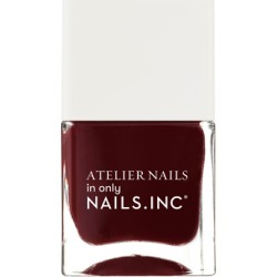 NAILSINC Ateiler Nails 14ml Burnt Sienna found on Makeup Collection from Feelunique (UK) for GBP 15.5