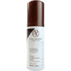Vita Liberata Fabulous Self Tanning Tinted Mousse Medium 100ml found on Makeup Collection from Feelunique (UK) for GBP 21.26