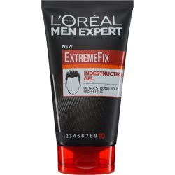 L'Oreal Men Expert Extremefix Extreme Hold Invincible Hair Gel 150Ml found on Makeup Collection from Feelunique (UK) for GBP 5.83