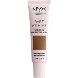 NYX Professional Makeup Bare With Me Tinted Skin Veil BB Cream 27ml Deep Mocha found on Makeup Collection from Feelunique (UK) for GBP 6.54