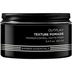 Redken Brews Mens Outplay Texture Pomade 100ml found on Makeup Collection from Feelunique (UK) for GBP 14.13