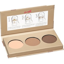 Barry M Chisel Cheeks Contour Kit 7.5g Medium to Dark found on Makeup Collection from Feelunique (UK) for GBP 7.62