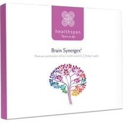 Healthspan Brain Synergex 28 Day Supply found on Makeup Collection from Feelunique (UK) for GBP 17.26