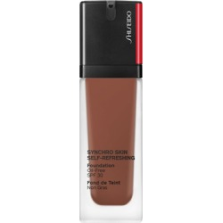 Shiseido Synchro Skin Self Refreshing Foundation 30ml 540 Mahogany found on Makeup Collection from Feelunique (UK) for GBP 42.52