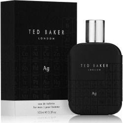 Ted Baker Ted'S Tonics Ag Silver Eau De Toilette 100Ml found on Bargain Bro UK from Feelunique (UK)