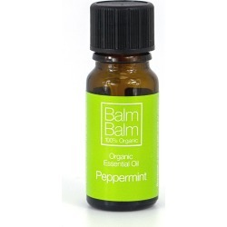 Balm Balm 100% Organic Pure Essential Oil - Peppermint 10Ml found on Bargain Bro UK from Feelunique (UK)