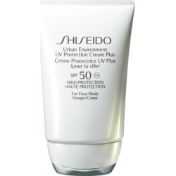 Shiseido Urban Environment UV Protection Cream Plus SPF50 50ml found on Makeup Collection from Feelunique (UK) for GBP 34.22