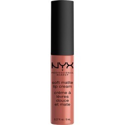 NYX Professional Makeup Soft Matte Lip Cream 8ml 19 Cannes found on Makeup Collection from Feelunique (UK) for GBP 6.14