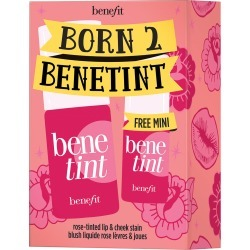 Benefit Born 2 Benetint Rose Tinted Lip & Cheek Tint Duo Set found on Makeup Collection from Feelunique (UK) for GBP 29.01