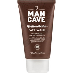 ManCave Natural Willowbark Face Wash 125ml found on Makeup Collection from Feelunique (UK) for GBP 6.55