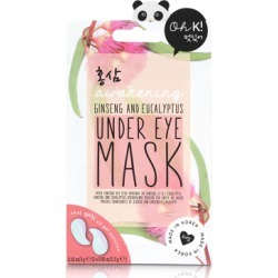 Oh K! Awakening Ginseng & Eucalyptus Under Eye Mask found on Makeup Collection from Feelunique (UK) for GBP 3.56