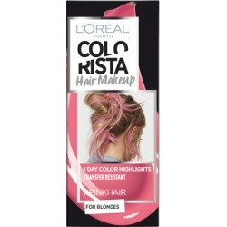 L'Oréal Paris Colorista Hair Makeup For Blondes #Pink Hair 30ml