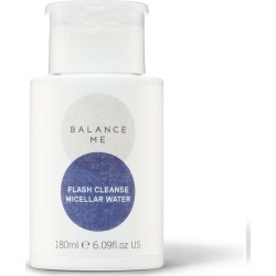 Balance Me Flash Cleanse Micellar Water 180Ml found on Makeup Collection from Feelunique (UK) for GBP 18.2
