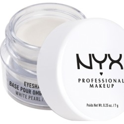 NYX Professional Makeup Eyeshadow Base 7g 02 White Pearl found on Makeup Collection from Feelunique (UK) for GBP 6.11