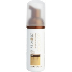 St. Moriz Advanced Pro 5 in 1 Tanning Mousse Dark Travel Size 50ml found on Makeup Collection from Feelunique (UK) for GBP 4.57