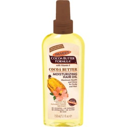 Palmer's Cocoa Butter Formula Moisturising Hair Oil 150ml found on Makeup Collection from Feelunique (UK) for GBP 5.19