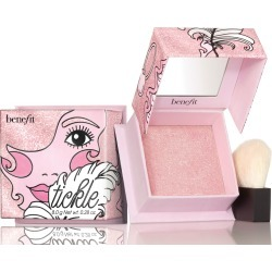 Benefit Tickle Golden Pink Powder Highlighter 8G found on Makeup Collection from Feelunique (EU) for GBP 31.29