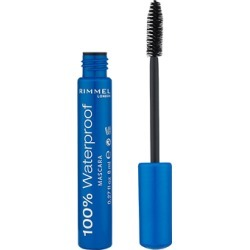 Rimmel 100% Waterproof Mascara 8ml Black/Brown found on Makeup Collection from Feelunique (UK) for GBP 6.1