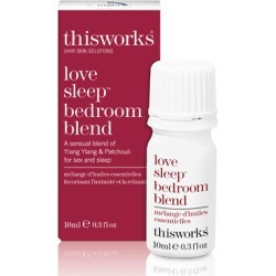 This Works Love Sleep Bedroom Blend 10ml found on Makeup Collection from Feelunique (UK) for GBP 21.37