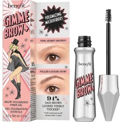 Benefit Gimme Brow+ Eyebrow Gel 3g 03 Medium (Natural Light Brown) found on Makeup Collection from Feelunique (UK) for GBP 24.54