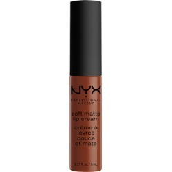 NYX Professional Makeup Soft Matte Lip Cream 8ml 23 Berlin found on Makeup Collection from Feelunique (UK) for GBP 6.14