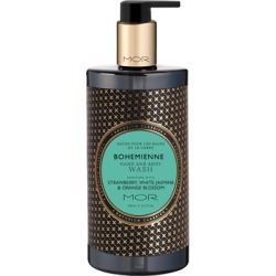 MOR Bohemienne Hand & Body Wash 500ml found on Makeup Collection from Feelunique (UK) for GBP 17.67