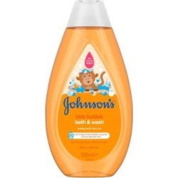 Johnson's Baby Mild Bubble Bath 500ml found on Makeup Collection from Feelunique (UK) for GBP 3.59