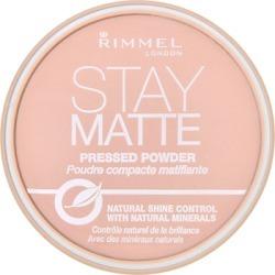 Rimmel Stay Matte Pressed Powder 14g 002 Pink Blossom