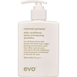 Evo Normal Persons Daily Conditioner 300Ml found on Makeup Collection from Feelunique (EU) for GBP 22.18
