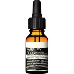 Aesop Parsley Seed Anti-Oxidant Facial Treatment 15ml found on Makeup Collection from Feelunique (UK) for GBP 41.58