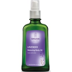 Weleda Lavender Relaxing Body Oil 100ml found on Makeup Collection from Feelunique (UK) for GBP 18.48