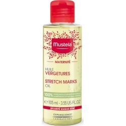 Mustela Stretch Marks Prevention Oil 105Ml found on Makeup Collection from Feelunique (UK) for GBP 19.55