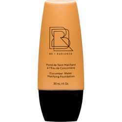 BE+RADIANCE Cucumber Water Matifying Foundation Shade 43 30ml found on Bargain Bro UK from Feelunique (UK)