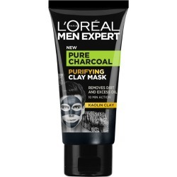 L'Oréal Men Expert Pure Charcoal Purifying Clay Mask 50Ml found on Makeup Collection from Feelunique (EU) for GBP 8.06