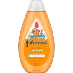Johnson'S Baby Mild Bubble Bath 500Ml found on Makeup Collection from Feelunique (UK) for GBP 4.37