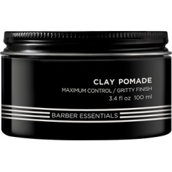 Redken Brews Mens Clay Pomade 100ml found on Makeup Collection from Feelunique (UK) for GBP 13.08