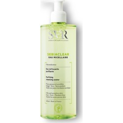 SVR SEBIACLEAR Micellar Water 400ml found on Makeup Collection from Feelunique (UK) for GBP 16.19