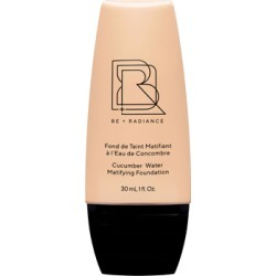 BE+RADIANCE Cucumber Water Matifying Foundation Shade 10 30ml