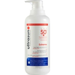 Ultrasun Ultra Sensitive Very High SPF50+ Extreme Formula 400ml found on Makeup Collection from Feelunique (UK) for GBP 47
