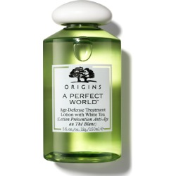 Origins A Perfect World™ Antioxidant Treatment Lotion White Tea 150ml found on Makeup Collection from Feelunique (UK) for GBP 28.37