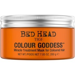 Bed Head by Tigi Colour Goddess Treatment Hair Mask for Coloured Hair 200g found on Makeup Collection from Feelunique (UK) for GBP 8.99
