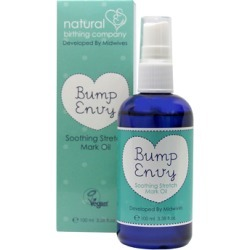 Natural Birthing Company Bump Envy Soothing Stretch Mark Oil 100ml found on Makeup Collection from Feelunique (UK) for GBP 9.17