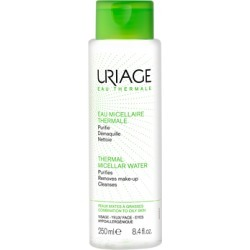 Uriage Thermal Micellar Water for Combination to Oily Skin 250ml found on Makeup Collection from Feelunique (UK) for GBP 11.39