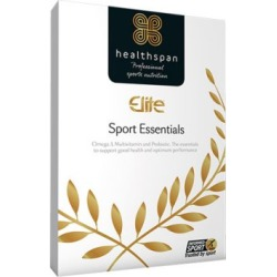 Healthspan Elite Sport Essentials 28 Day Supply found on Makeup Collection from Feelunique (UK) for GBP 20.67