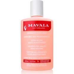 Mavala Extra Mild Acetone Free Nail Polish Remover 100ml found on Makeup Collection from Feelunique (UK) for GBP 11.42