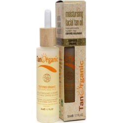 Tanorganic Facial Self Tanning Oil 50Ml found on Makeup Collection from Feelunique (UK) for GBP 34.59