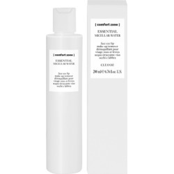 Comfort Zone Essential Micellar Water 200ml found on Makeup Collection from Feelunique (UK) for GBP 24.95