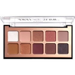 NYX Professional Makeup Away We Glow Shadow Palette 10g Lovebeam found on Makeup Collection from Feelunique (UK) for GBP 18.71