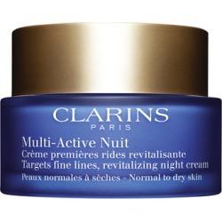 Clarins Multi-Active Night Cream for Dry Skin 50ml